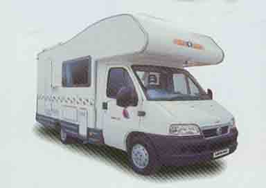 Brilliant Berth Motorhome